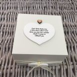 Shabby Personalised Chic Special Best Friend Gift Trinket Box Jewellery Friends - 253191117769